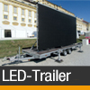 LED-Trailer mobile Videowall