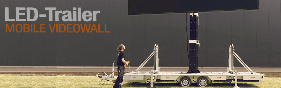 Teaser led trailer mobile videowall 01